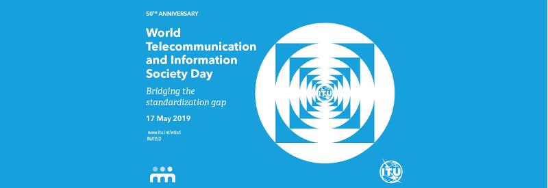 Sporočilo za javnost ob mednarodnem dnevu telekomunikacij in informacijske družbe