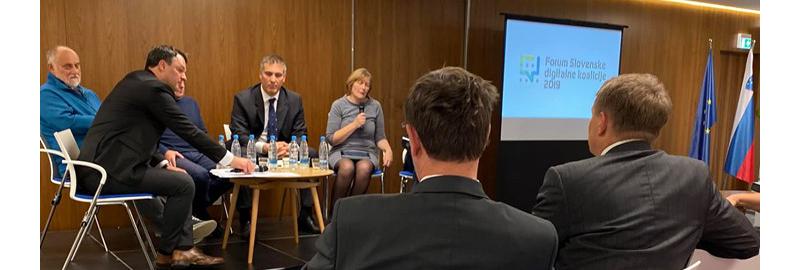 Sporočilo za javnost ob forumu Slovenske digitalne koalicije