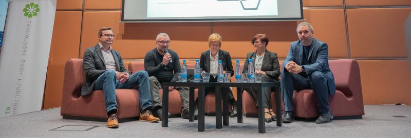 Sporočilo za javnost ob ustanovitvi Stičišča odprtih podatkov Slovenije