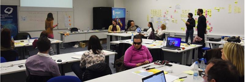 Projekti nevladnih organizacij s področja digitalne vključenosti v Sloveniji